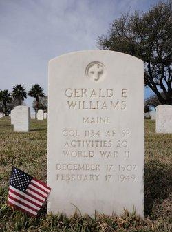 Gerald Evan Williams