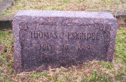 Thomas Jefferson Tommy Eskridge