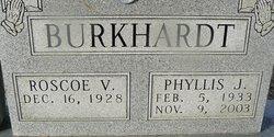 Phyllis <i>Fannin</i> Burkhardt
