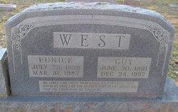 Eunice Helen <i>Clute</i> West