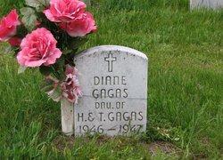 Diane C Gagas