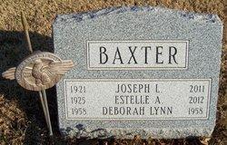 Estelle Ann <i>Boyer</i> Baxter