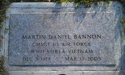 Martin Daniel Marty Bannon