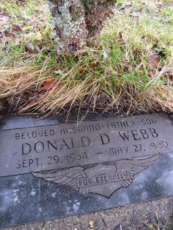 Donald Dennis Webb