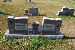 Lonnie Lee Fielder, Jr