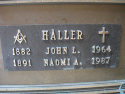 John Louis Haller