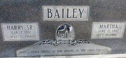 Harry Bailey, Sr