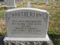 Margaret Rebecca Maggie <i>Schronce</i> Brotherton