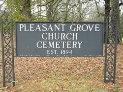 Pleasant Grove West  Cemetery