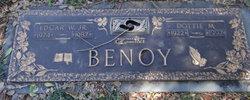 Dorothy Dottie <i>Mercer</i> Benoy