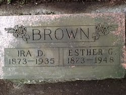 Esther G Brown