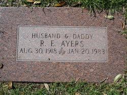 Roscoe Edward Ayers