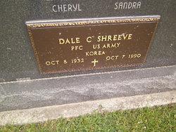 Dale C Shreeve