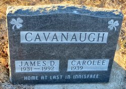 James Dolan Cavanaugh