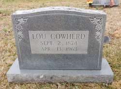 Lou <i>Cundiff</i> Cowherd