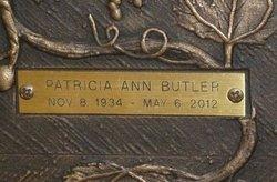 Patricia Ann <i>Kearney</i> Butler