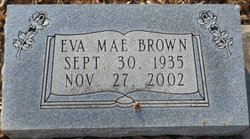 Eva Mae Brown