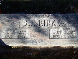 Edna May Buskirk
