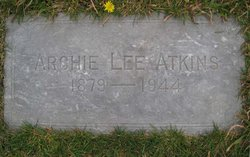 Archie Leander Lee Atkins