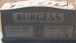 Fannie Mae <i>Neal</i> Burgess