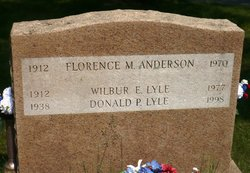 Florence M Anderson