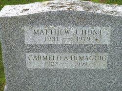 Carmelo A DiMaggio