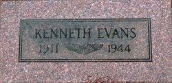 Capt Kenneth Evans