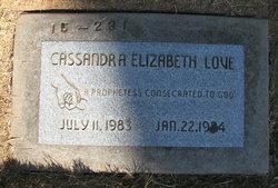 Cassandra Elizabeth Love