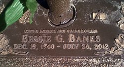 Bessie Gwendolyn Banks