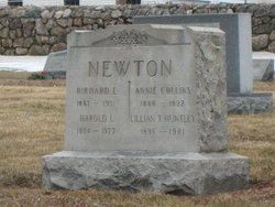 Richard E Newton