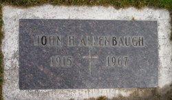 John Howard Allenbaugh