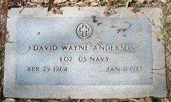 David Wayne Anderson