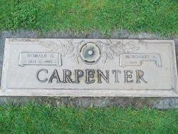 Margaret A <i>Purdy</i> Carpenter