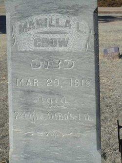 Marilla L <i>Montgomery</i> Crow