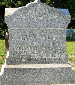 Augusta C Schulz