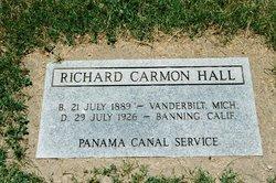 Richard Carmon Hall