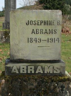 Josephine B. <i>Philpott</i> Abrams