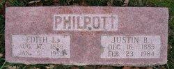 Edith Leola <i>Cross</i> Philpott