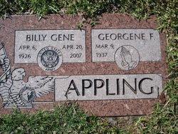 Billy Gene Appling
