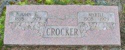 John F Crocker
