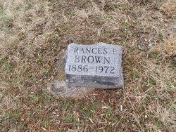 Fannie Elmira Brown