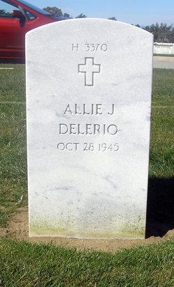 Allie Josephine <i>Cox</i> Delerio