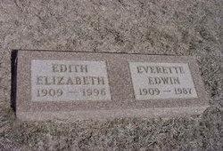 Edith Elizabeth <i>Hindman</i> Lang