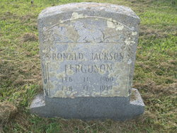 Ronald Jackson Ferguson
