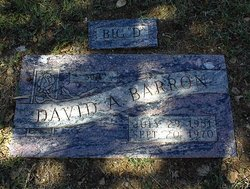 David Andrew Barron