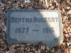 Bertha Louise Bucksot