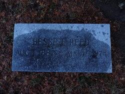 Bessie E <i>Diven</i> Reed