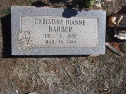 Christine Dianne Barber