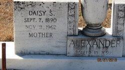 Daisy <i>Smoot</i> Alexander