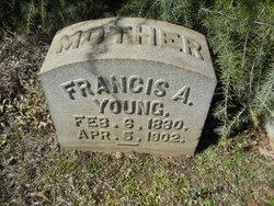 Frances A. <i>Barnes</i> Young